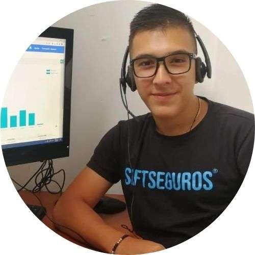 Jhoiner Lopez asesor comercial Softeguros